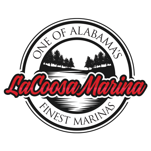 LaCoosa Marina | Lay Lake Marina | Boat Storage | RV Park | Tiny Lake Homes